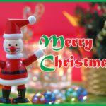 クリスマスにはメッセージを贈ろう!文例のご紹介!