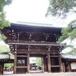 明治神宮の初詣 2017年の混雑は?参拝に良い時間帯とルート