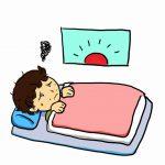 冬の寝汗は何故?寒いのに寝汗をかく原因と対策方法