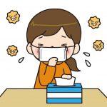 花粉症の症状 咳や頭痛がする原因と対処は?