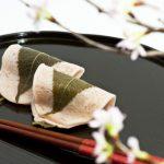 桜餅の道明寺と長明寺の違い。葉は食べるもの?カロリーは?