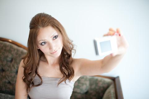 japanese selfie