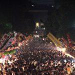 福岡の放生会、2016年の日程や見どころ。出店の時間は?