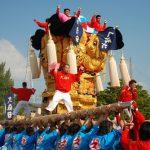 愛媛の新居浜太鼓祭り、2016年の日程と見どころをご紹介!
