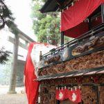 愛媛西条祭り2016年の日程は?神輿とだんじりが大集結!