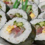 巻き寿司の上手な巻き方のコツは?細巻き太巻き別にご紹介!