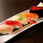 お寿司のカロリーはどれくらい?ダイエットに適した食べ方は?
