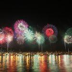 日本の花火の歴史について。花火大会が夏に行われる由来は?