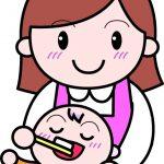 赤ちゃんの歯磨きはいつから?嫌がる時はどうしたら良いの?