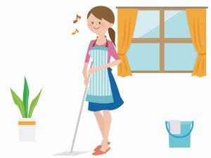 大掃除は英語で何と言う?英語圏...