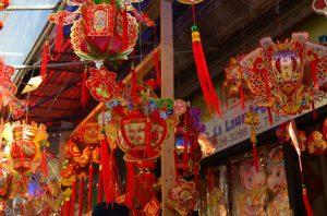 中華街の旧正月
