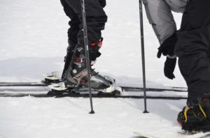 スキーのボード