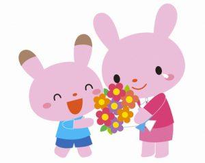 幼稚園の謝恩会のイメージ