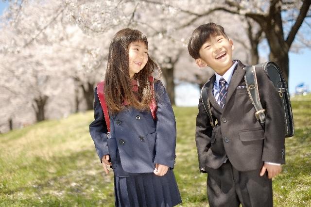 小学校への入学