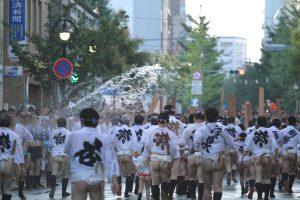 山笠の祭り