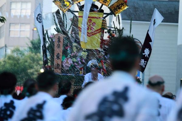 博多山笠の祭り