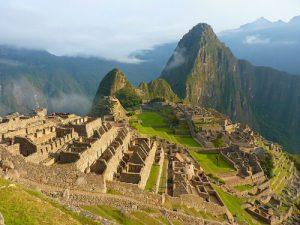 インカの遺跡