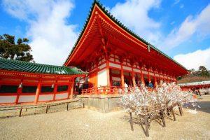 京都の由緒ある神社