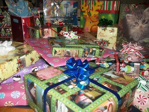 子供用のクリスマスプレゼント