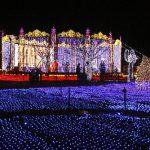長崎ハウステンボスのイルミネーション2017-2018!期間や見どころは?