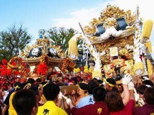 播州の秋祭り