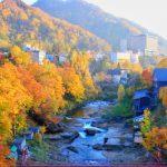 北海道・定山渓の紅葉、2017年の見頃とおすすめの楽しみ方!