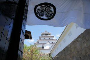 福島会津の鶴ヶ城