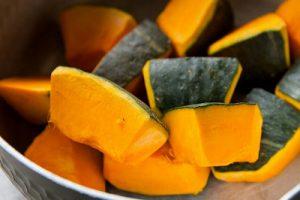 煮たかぼちゃ