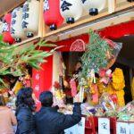 十日戎とは?西宮神社・今宮戎神社・京都ゑびす神社、三神社の祭りの見どころ!