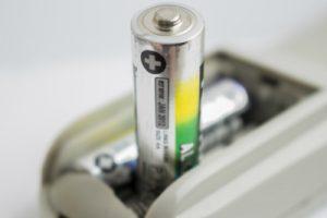 乾電池一つ
