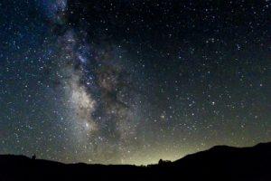 ペルセウス座流星群を観る