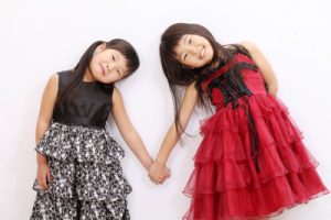 仲の良い姉妹