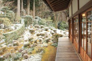 小雪の季節
