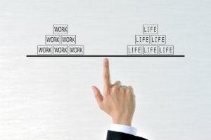 働き方と生活のバランス