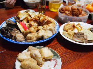 旧正月の沖縄料理
