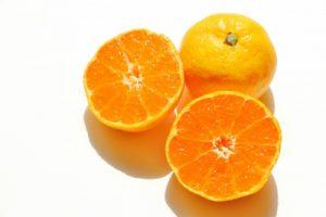 爽やかなオレンジ