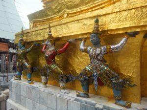 タイの歴史を感じるもの