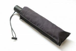 無地の折り畳み傘