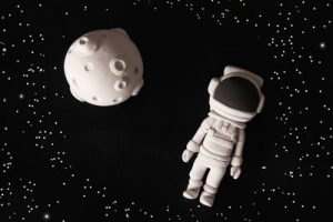 宇宙と宇宙飛行士