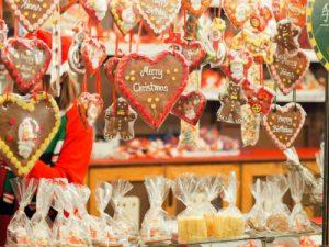楽しいクリスマスマーケット