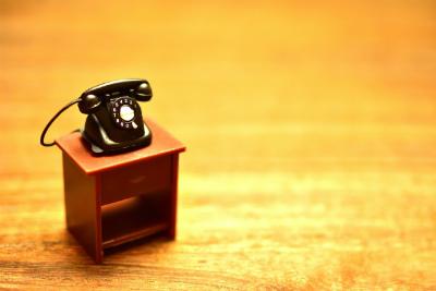 昔の電話機