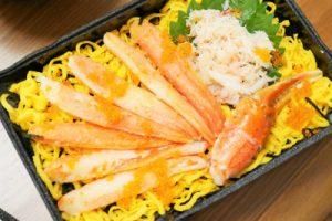 美味しい海鮮の食べ物