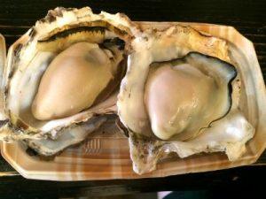 美味しい牡蠣