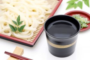 soy sauce udon