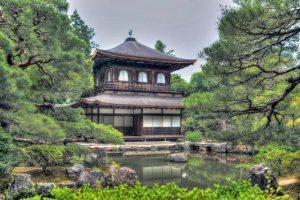 銀閣寺の日1
